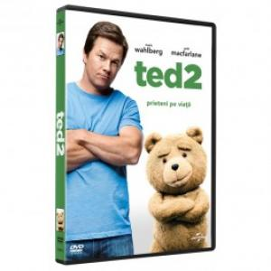 Ted 2 DVD