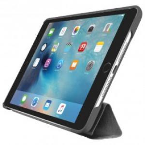 Husa de protectie tip stand TRUST Aurio Smart Folio 21104 pentru iPad mini 4 gri