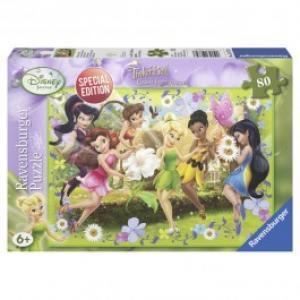 Puzzle RAVENSBURGER Disney Clopotica 80 piese