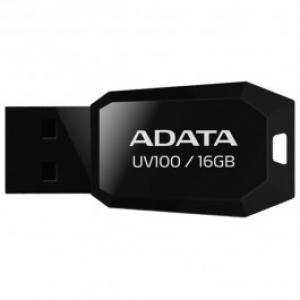 Memorie portabila ADATA UV100 16GB negru
