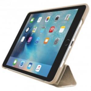 Husa de protectie tip stand TRUST Aurio Smart Folio 21105 pentru iPad mini 4 gold