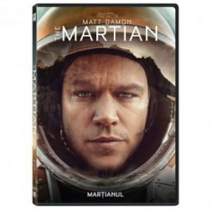 Martianul DVD