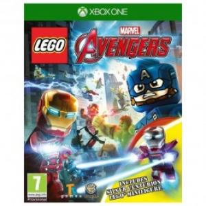 Lego Marvel Avengers Toy Edition Xbox One