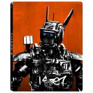 Chappie Steelbook Blu ray 4K