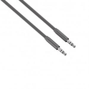 Cablu conexiune Jack Jack 35mm pentru smartphone HAMA 80529 Color Line 1m Anthracite
