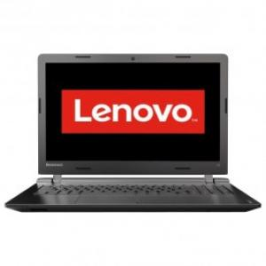 Laptop LENOVO 100 15IBY Intel® Pentium N3540 pana la 266GHz 156 4GB 500GB Intel HD Graphics Free Dos