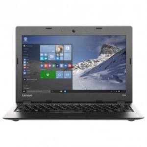 Laptop LENOVO IdeaPad 100S Intel® Atom™ Z3735F pana la 183GHz 116 HD 2GB 64GB eMMC Intel® HD Graphics Windows 10 argintiu