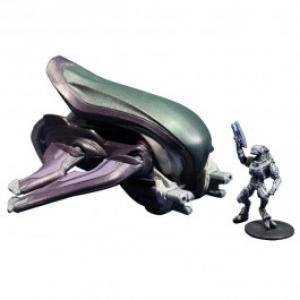 Figurina Micro Ops Mini Banshee Halo