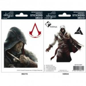 Set stickere EzioAltair Assassins Creed