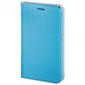 Husa Flip Cover pentru Samsung Galaxy S6 HAMA Slim Booklet 136716 Royal Blue