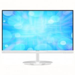 Monitor LED IPS PHILIPS 234E5QHAW00 23 Full HD alb