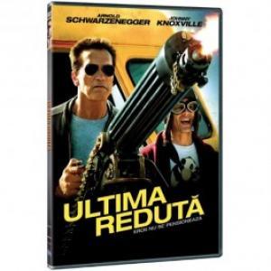 Ultima reduta DVD Slim