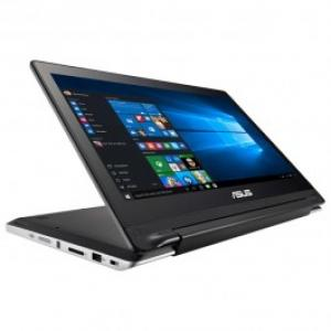 Laptop 2 in 1 ASUS Transformer Book Flip TP300UA C4023T Intel® Core™ i5 6200U pana la 28GHz 133 F...