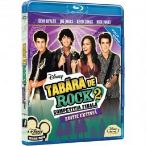 Tabara de rock 2 Competitia finala Blu ray