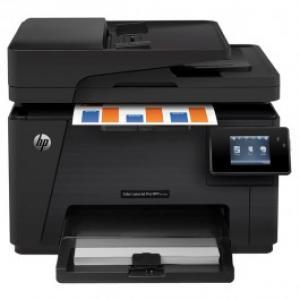Multifunctional HP Color LaserJet Pro MFP M177fw A4 USB Retea Wi Fi