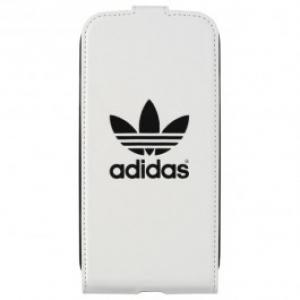 Husa Flip Cover pentru Samsung Galaxy S4 ADIDAS 15680 White