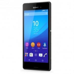 Smartphone SONY Xperia M4 Aqua 5 13MP 2GB RAM 8GB 4G Octa Core Black