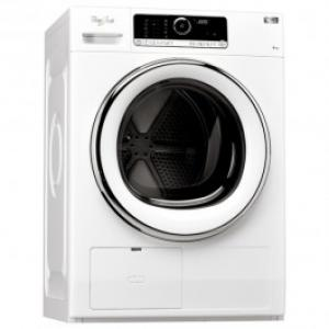 Uscator de rufe WHIRLPOOL Supreme Dryer HSCX 80420 8kg A alb