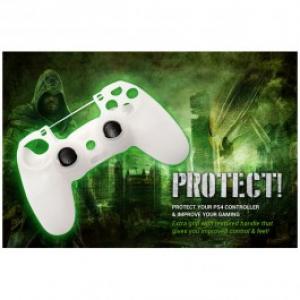 Protectie silicon SPARTAN GEAR pentru controler PS4