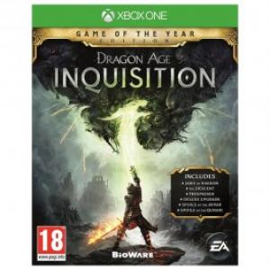 Dragon Age Inquisition Game of the Year Xbox One