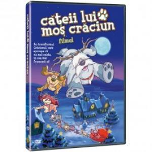 Cateii lui Mos Craciun DVD