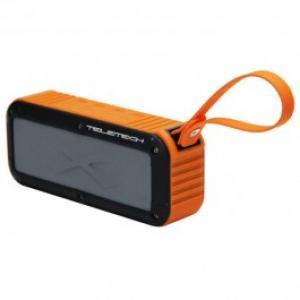 Boxa portabila TELETECH DC 0598OG Bluetooth 21 6W portocaliu