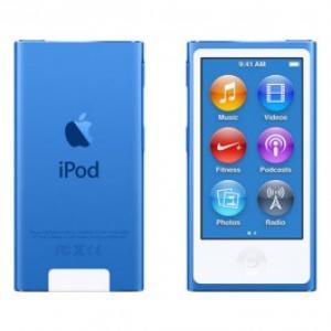 APPLE iPod Nano mkn02hca 16Gb albastru