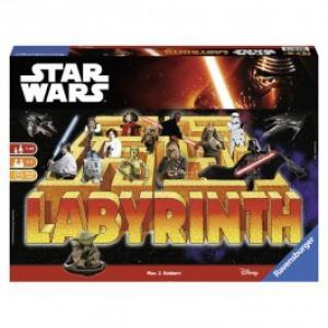 Joc RAVENSBURGER Labirint Star Wars