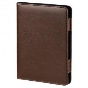 Husa de protectie HAMA Lettura 108295 pentru Kobo Touch Glo si Kindle WiFi Paperwhite maro