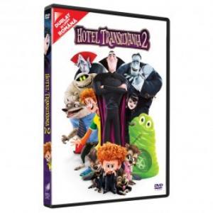 Hotel Transilvania 2 DVD