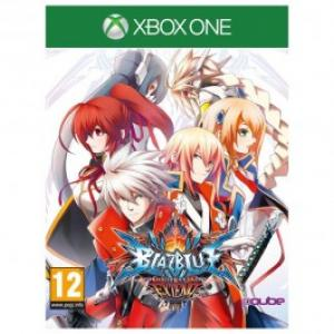BlazBlue Chrono Phantasma Extended Xbox One