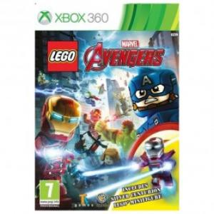 Lego Marvel Avengers Toy Edition Xbox 360