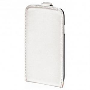 Husa Flip Cover Smart Case pentru Samsung i8190 Galaxy S3 Mini HAMA 106871 White