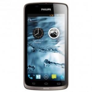 Smartphone Dual Sim PHILIPS W832 IPS LCD 45 8MP microSD Wi Fi Bluetooth Grey