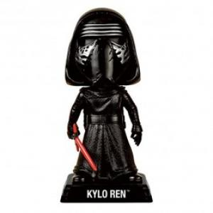 Figurina Star Wars Episode 7 Kylo Ren Bobble 15 cm