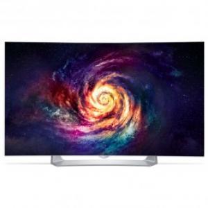 Televizor curbat OLED Smart Full HD 3D weOS 20 139 cm LG 55EG910V