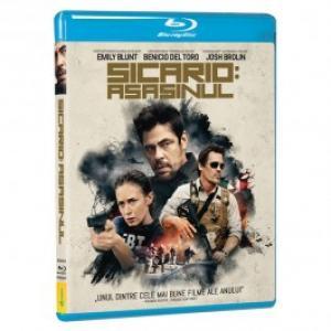 Sicario Asasinul Blu ray