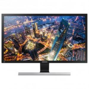 Monitor LED SAMSUNG LU28E590DS 28 UHD negru gri