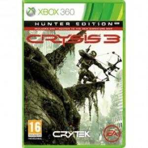 Crysis 3 Limited Edition Xbox 360