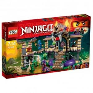 LEGO Ninjago Intrarea in Templul Serpilor