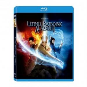 Ultimul razboinic al aerului Blu ray