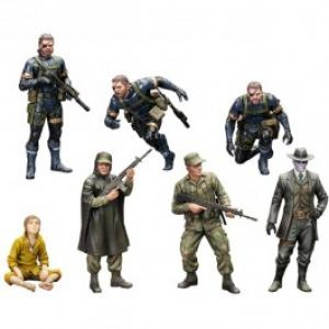 Set figurine Metal Gear Solid V