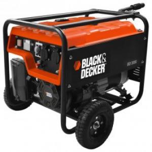 Generator electric BLACKDECKER BD 3000 2500W 18l