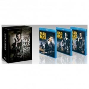 Trilogia Mad Max Blu ray